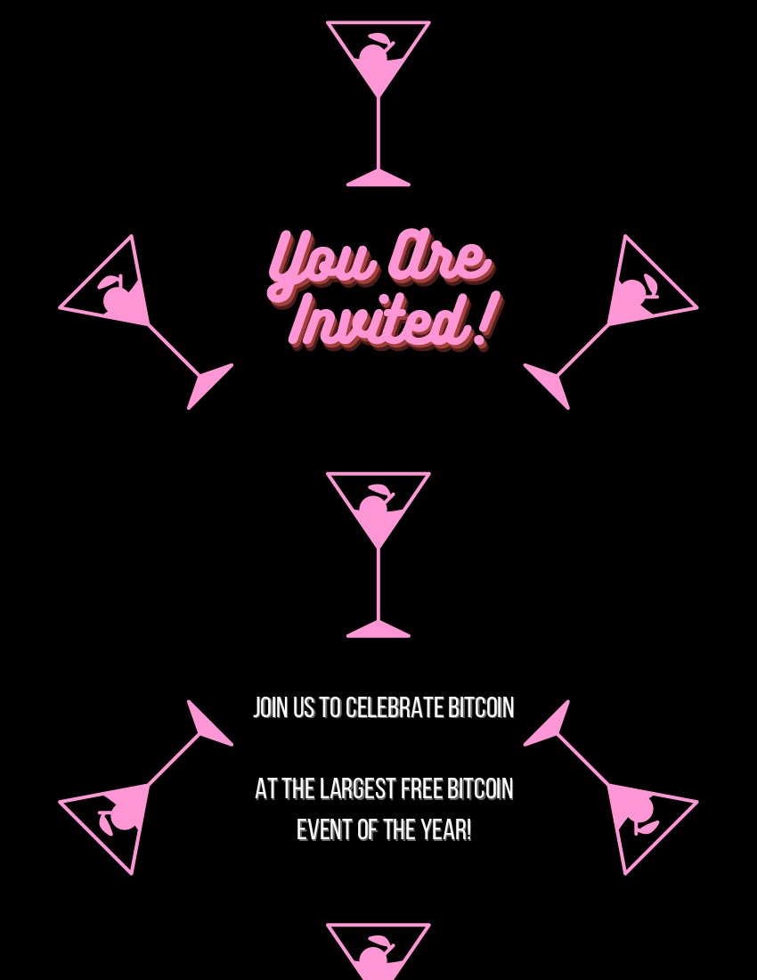 page 2 of the btc happy hour 2022 deck